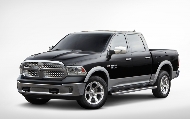 2013 Ram 1500 First Look Photo Gallery