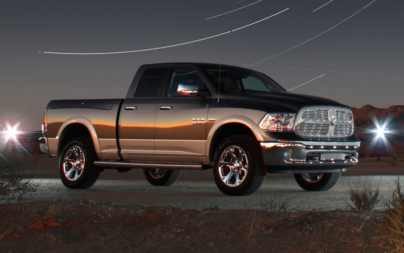 2013 Truck of the Year: Ram 1500 Photo Gallery