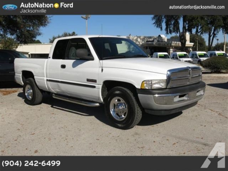 2001 Dodge Ram 2500 for sale in Jacksonville, Florida