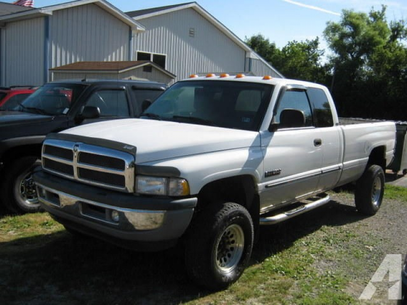 2001 Dodge Ram 2500 for sale in New Bethlehem, Pennsylvania
