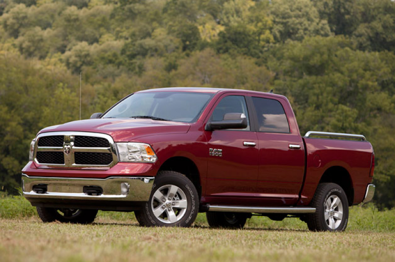 ... best-in-class fuel economy, a title already owned by the 2013 Ram 1500