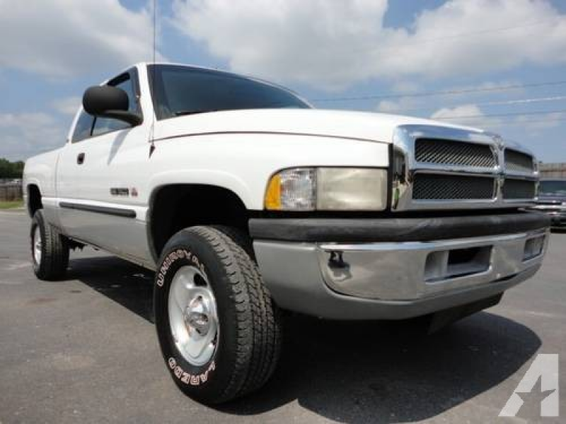 2001 Dodge Ram 1500 Pickup Truck 4WD SLT LARAMIE for sale in Guthrie ...