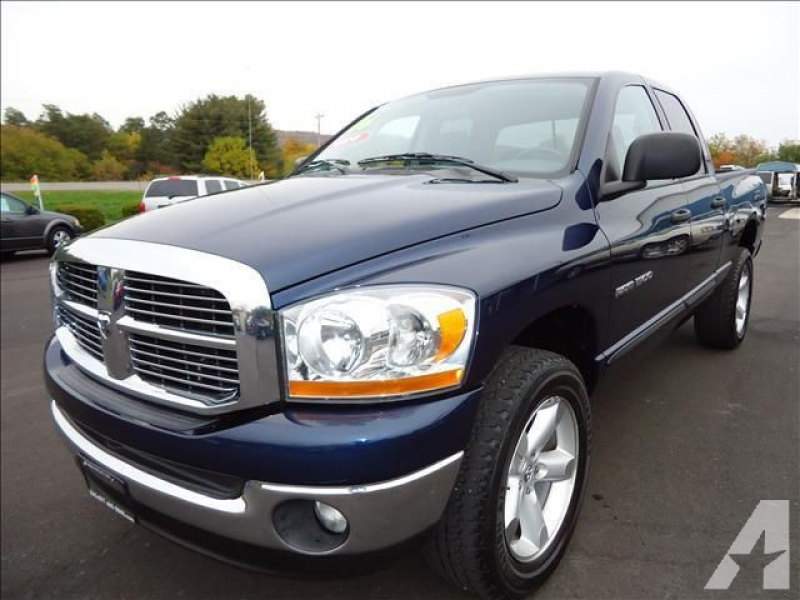 2006 Dodge Ram 1500 SLT for sale in Nelson, Pennsylvania