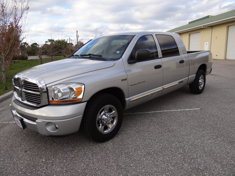 2006 Dodge Ram Pickup 1500 Laramie Mega Cab SB, Picture of 2006 Dodge ...