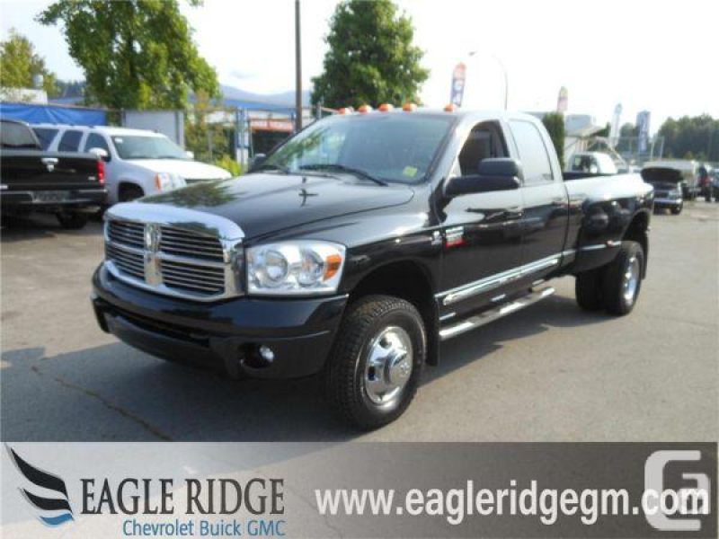 2008 Dodge Ram 3500 Dually*** (Coquitlam) in Vancouver, British ...