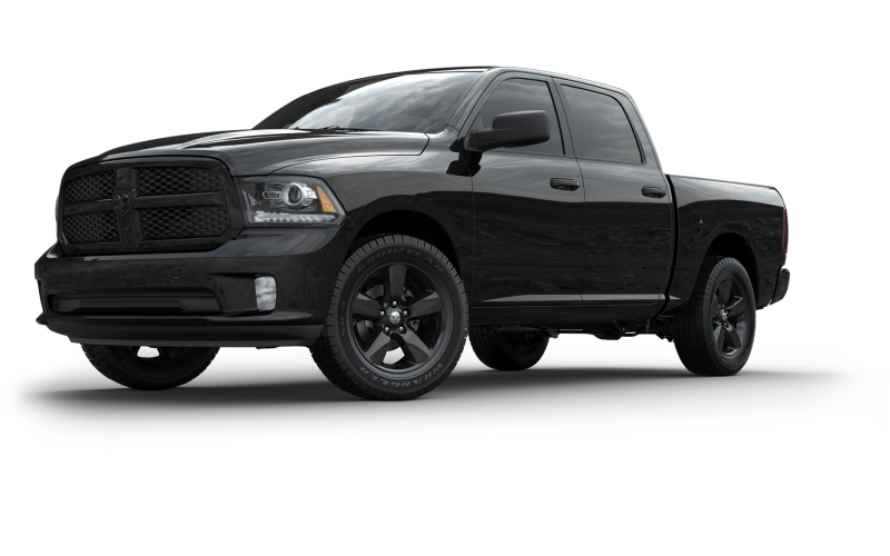 Home > Dodge > Dodge Ram 1500 Black Express 2013