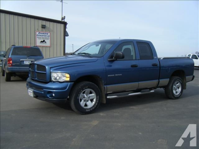 2002 Dodge Ram 1500 for sale in Loyal, Wisconsin