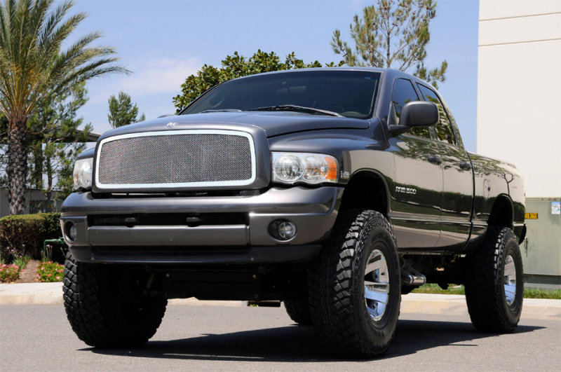 Grills for Your 2003 Dodge Ram 1500