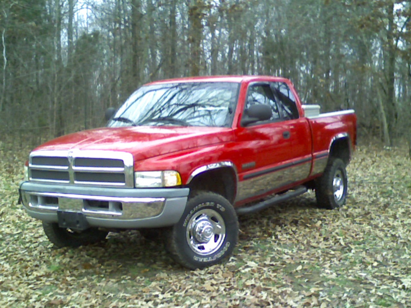 Home / Research / Dodge / Ram Pickup 2500 / 1998
