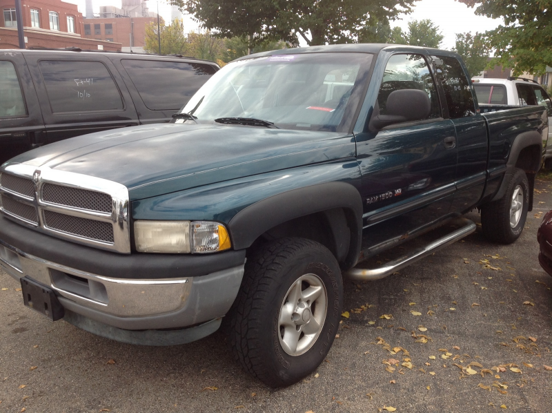 Picture of 1998 Dodge Ram Pickup 1500 2 Dr Laramie SLT 4WD Extended ...