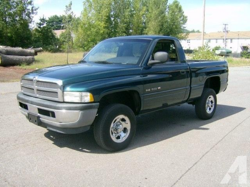 1998 Dodge Ram 1500 for Sale in Brattleboro, Vermont Classifieds ...