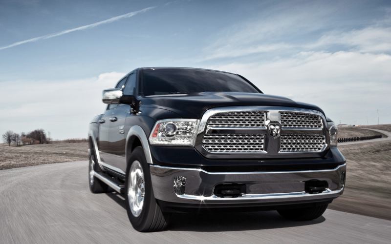 2014 Ram 1500 Diesel First Look Photo Gallery