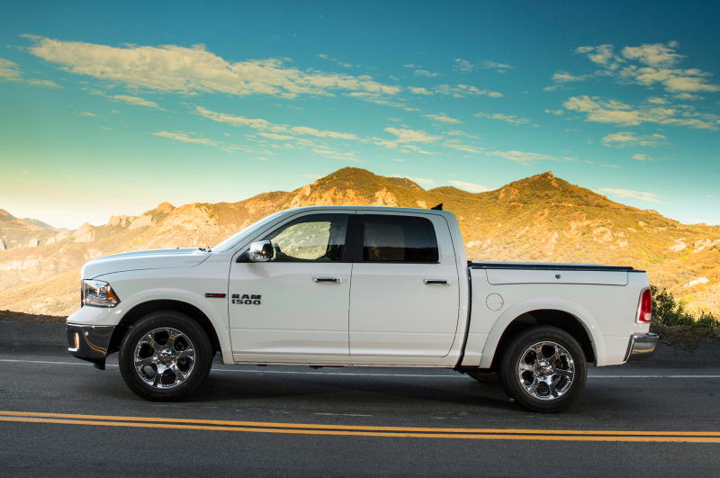 2014 Ram 1500 EcoDiesel Gets 28 MPG Highway in Real MPG Testing Photo ...