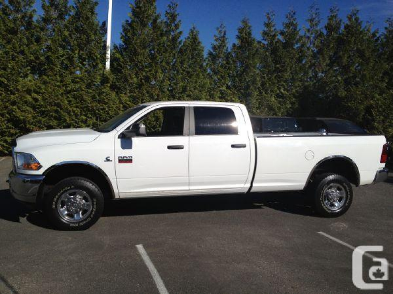 2010 Dodge Ram 3500 Crew Cab Long Box - $37999 (Abbotsford) in ...