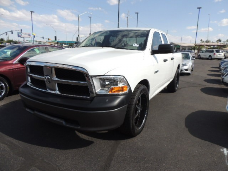 2010 Dodge Ram 1500 ST Extended Cab