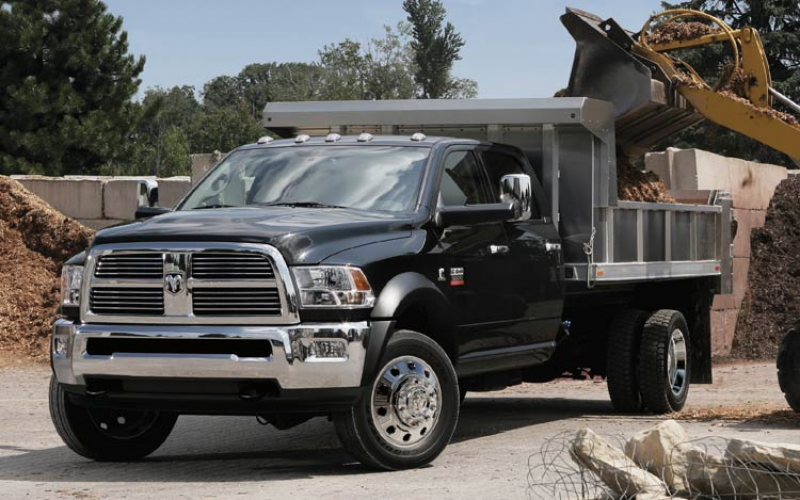 2012 Ram Chassis Cab 3500/4500/5500 Photo Gallery Photo Gallery