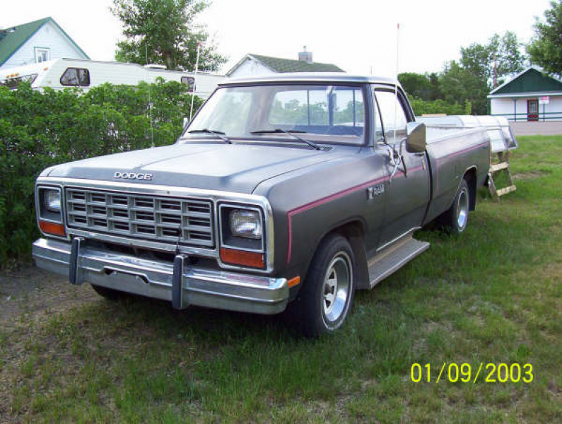 Picture of 1985 Dodge Ram