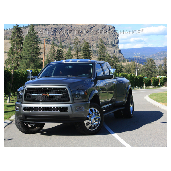 Royalty Core Dodge Ram 2500/3500 2013+ Bumper Grille Built to Match