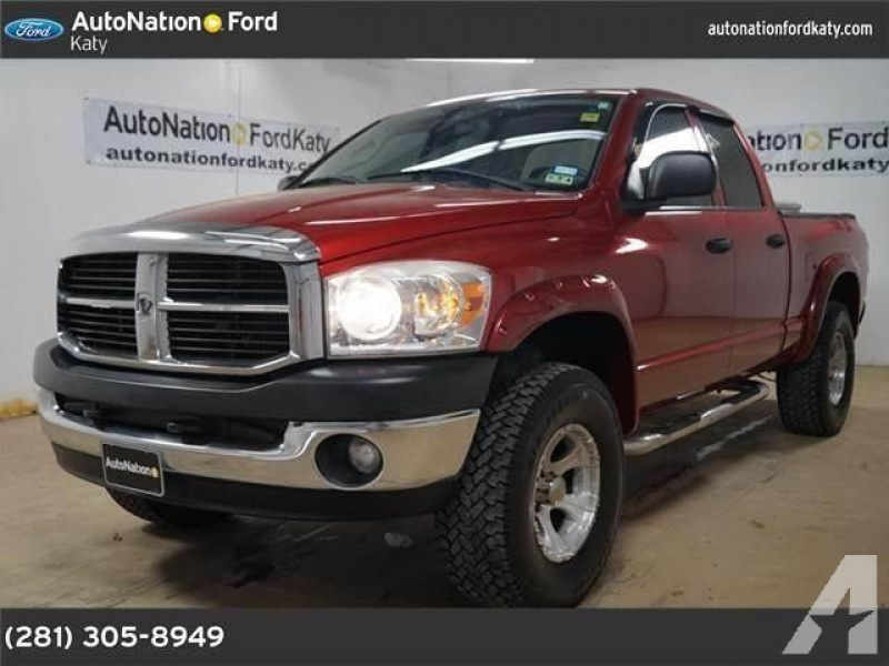 2007 Dodge Ram 1500 for sale in Katy, Texas