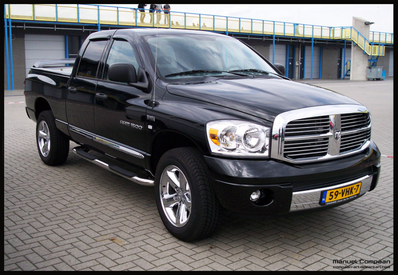 2007 Dodge Ram 1500 by compaan-art