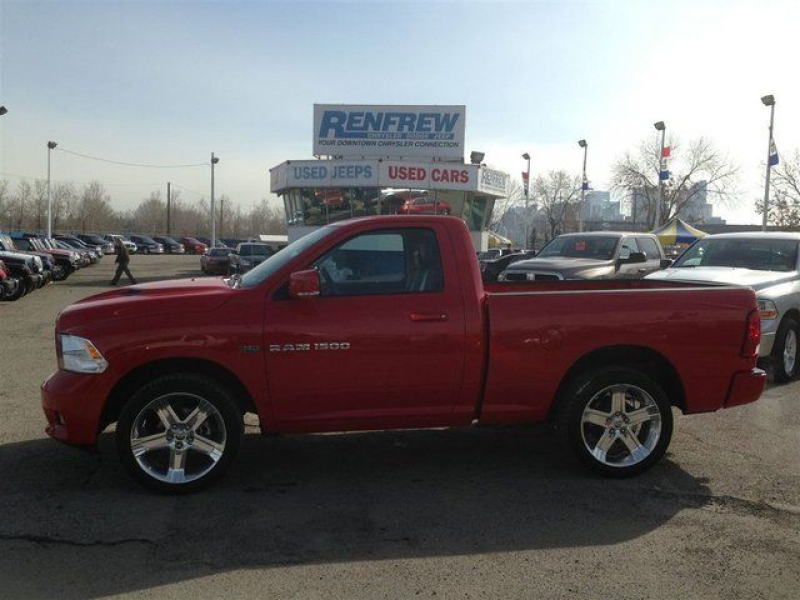2011 Dodge RAM 1500 R/T - Calgary, Alberta Used Car For Sale