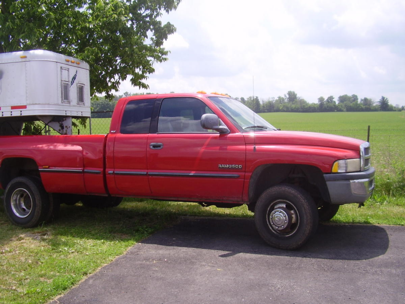 99 dodge 3500 dully 4wd diesel
