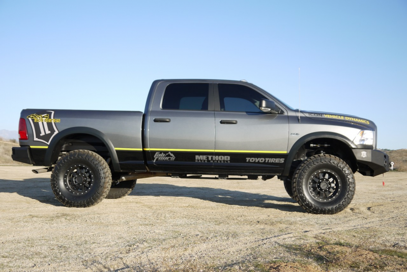 "2003 - 2008 Dodge 2500/3500 4WD 4.5"" Suspension System - Stage 3 ..."