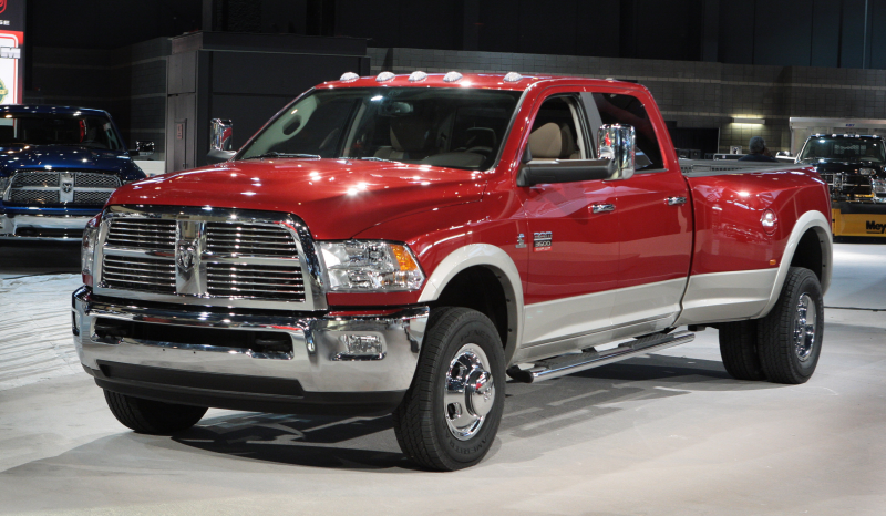 Like(or need) big trucks like the Dodge ram 3500 4x4 dually ...