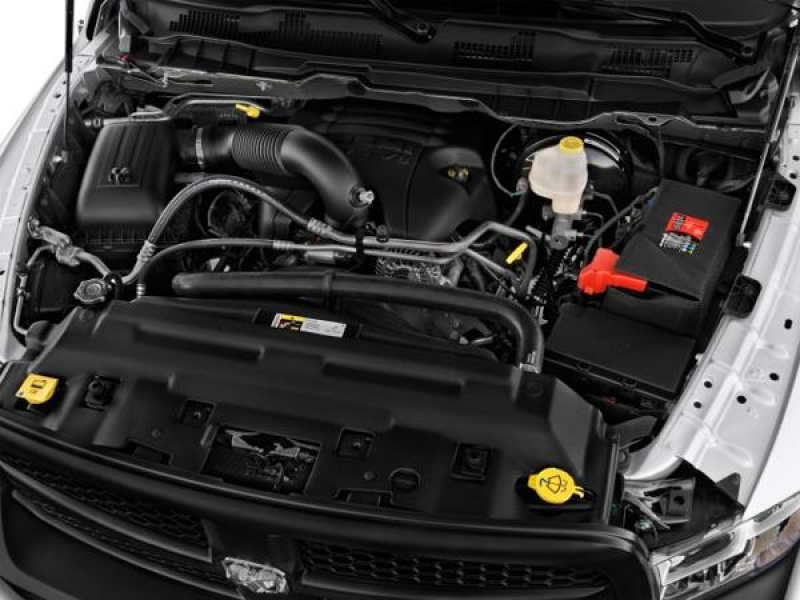 2014 Dodge Ram 1500 Engine 02 2014 Dodge Ram 1500 Review, Specs and ...