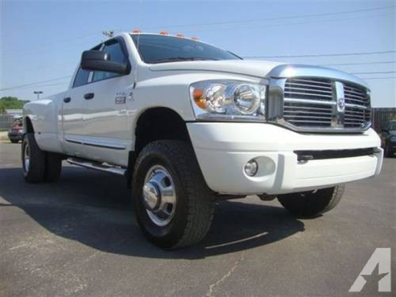2009 Dodge Ram 3500 Truck 4x4 Truck for sale in Guthrie, North ...