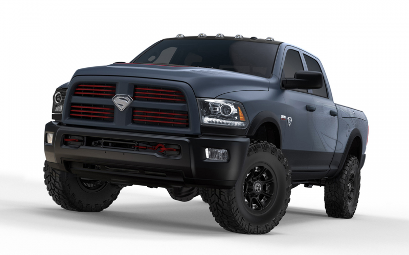 2013 Dodge Ram Truck Man of Steel - Studio - 1 - 1280x800 - Wallpaper