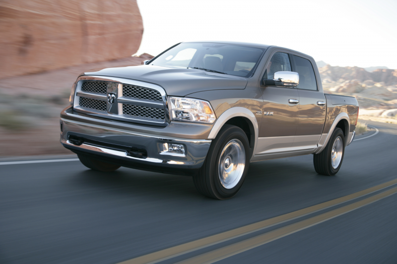 Dodge Ram trucks photos: