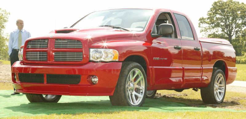 2005 dodge ram srt 10 quad cab viper powered truck