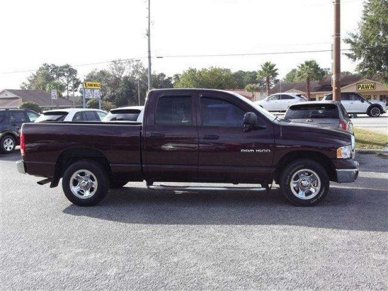 2005 Dodge Ram 1500 Quad Cab SLT in Brunswick, Georgia For Sale