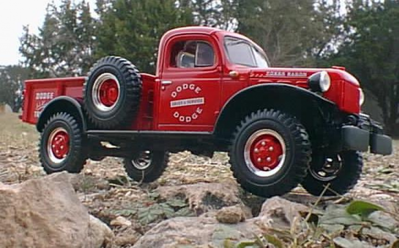 POWER WAGON - New from My Dodge Dealer