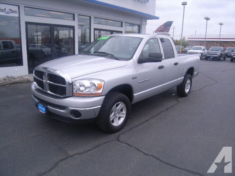 2006 Dodge Ram 1500 for sale in Twin Falls, Idaho