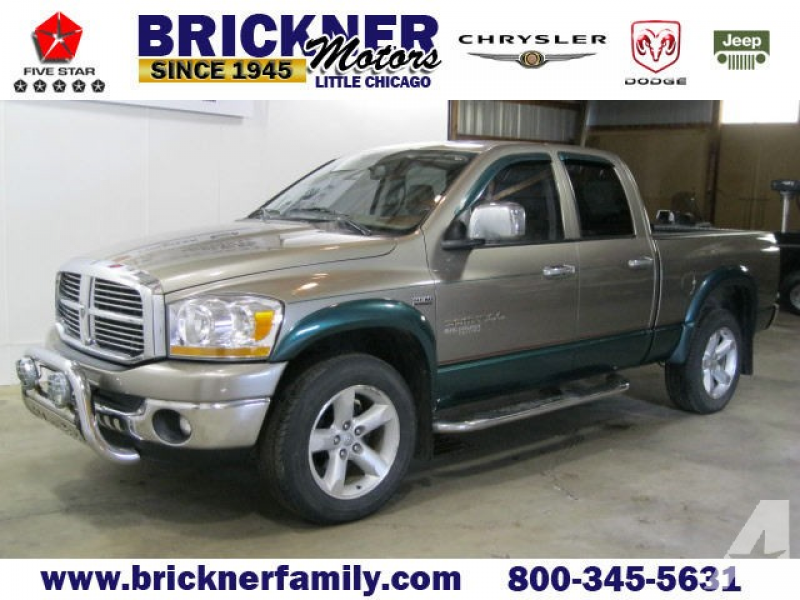 2006 Dodge Ram 1500 SLT for sale in Marathon, Wisconsin