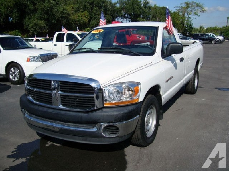 2006 Dodge Ram 1500 SLT for sale in Hollywood, Florida
