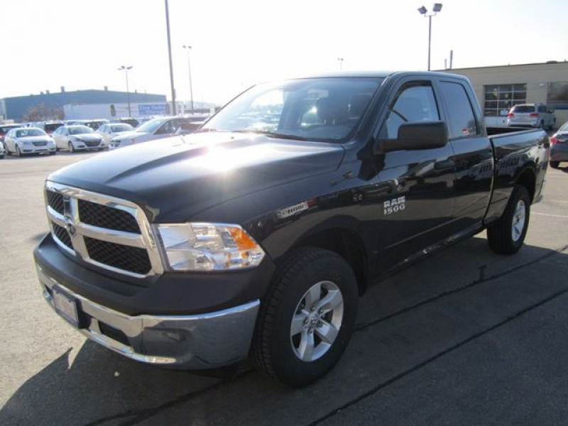 2013 Dodge RAM 1500 DEMO BLOWOUT QUAD CAB SXT - Oakville, Ontario Used ...