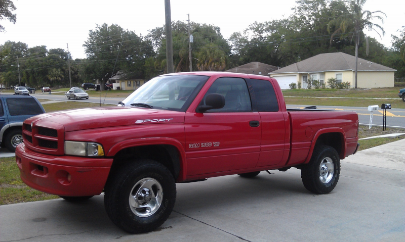 Picture of 1999 Dodge Ram Pickup 1500 4 Dr ST 4WD Extended Cab SB ...