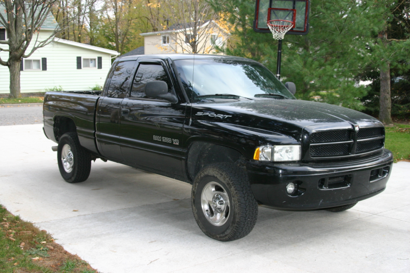 Home / Research / Dodge / Ram Pickup 1500 / 1999