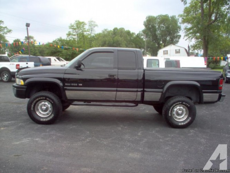 1999 DODGE RAM 1500 for sale in Duncansville, Pennsylvania
