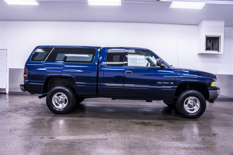 2001 dodge ram 1500 slt 4x4 5 speed manual sold