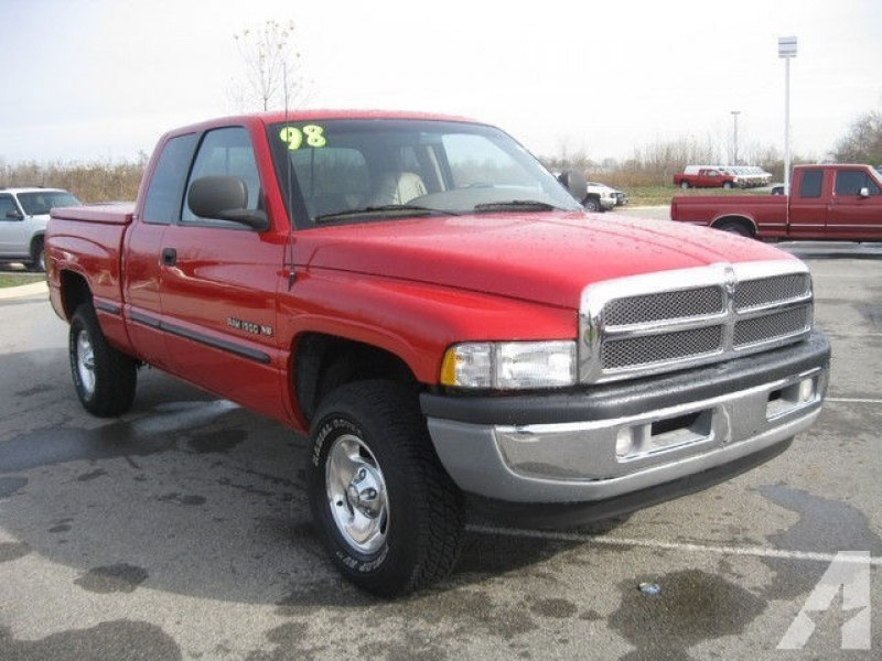 1998 Dodge Ram 1500 for sale in Plainfield, Indiana