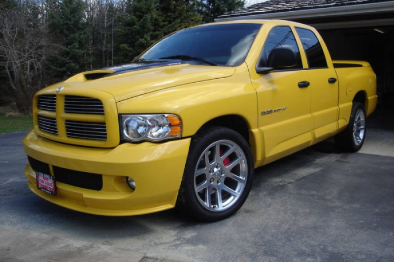 "2005 Dodge Ram SRT-10 Viper ""Yellow Fever"" special edition in Airdrie ..."