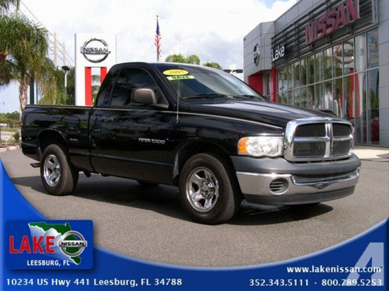 2005 Dodge Ram 1500 ST for sale in Leesburg, Florida