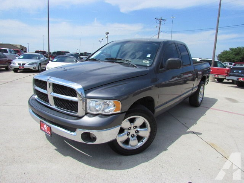 2004 Dodge Ram 1500 for sale in Greenville, Texas