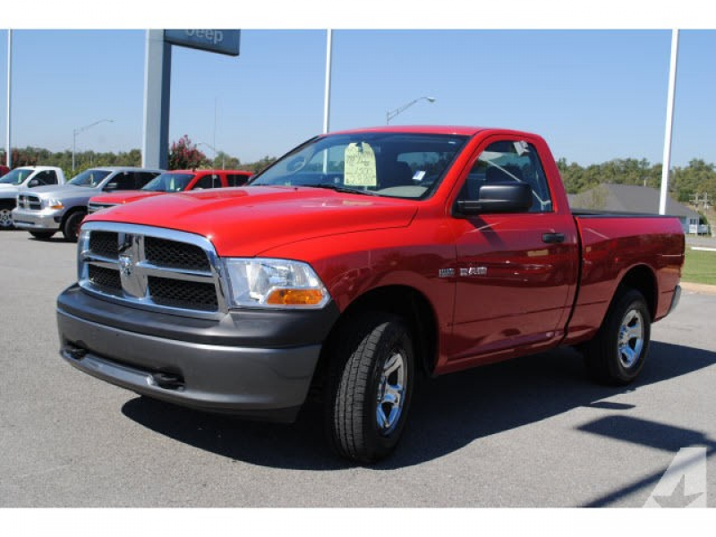 2009 Dodge Ram 1500 ST for sale in McAlester, Oklahoma
