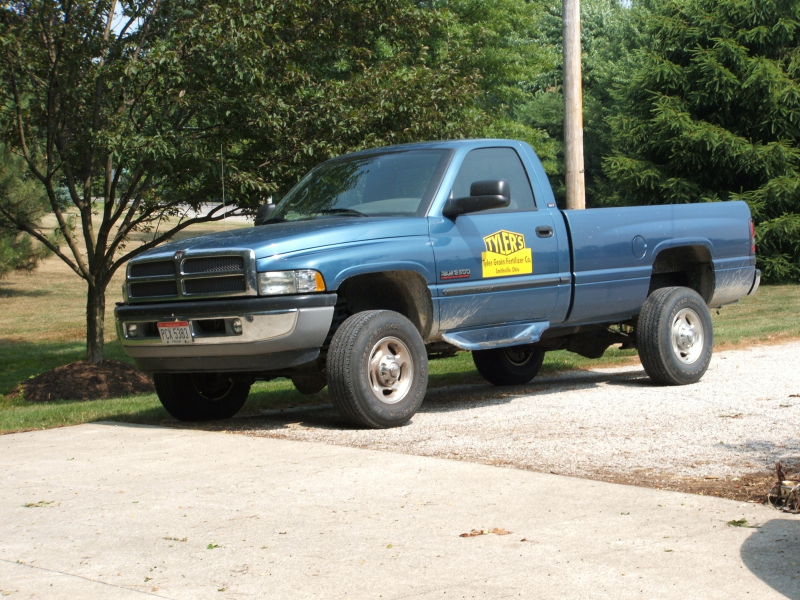 1994 Dodge Ram Pickup 3500, 2008 Dodge Ram Pickup 3500 SLT picture ...