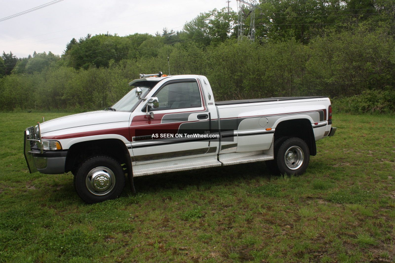 1994 Dodge Ram 3500 4x4 Cummins Turbo Diesel Ram 3500 photo 1